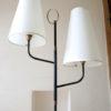 1950s Double Floor Lamp