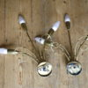 1950s Triple Wall Lights by Maison Lunel 5
