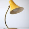1950s Yellow Lamp