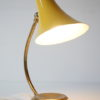 1950s Yellow Lamp 4