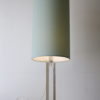 1970s Lucite Table Lamp and Shade