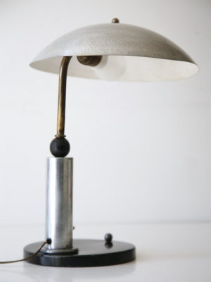 Bauhaus Desk Lamp by KMD Daalderop 1