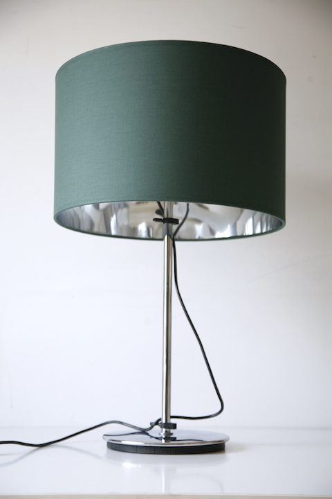Large 1970s Table Lamp by Staff Leuchten Germany