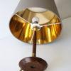 Teak Brass 1960s Table Lamp 4