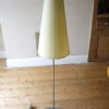 1950s Floor Lamp Cream Shade 2