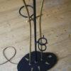 1950s French Double Floor Lamp 5