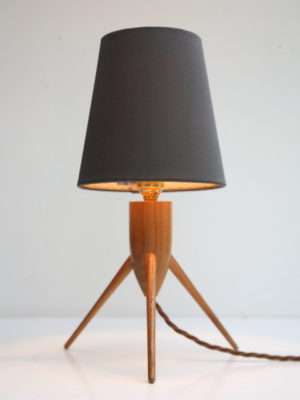 1950s Tripod Table Lamp