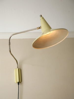 1950s Wall Light by J.J.M. Hoogervorst for Anvia