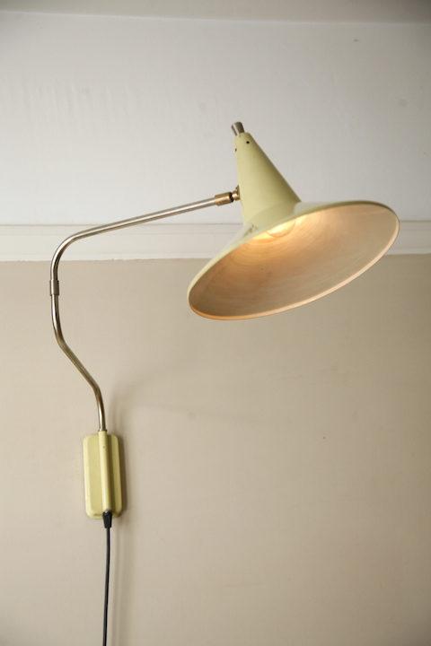 1950s Wall Light by J.J.M. Hoogervorst for Anvia