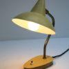 1950s Yellow Desk Lamp 4