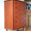 1960s Danish Chest of Drawers 2