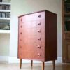 1960s Danish Chest of Drawers 6