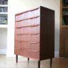 1960s Danish Teak Chest of Drawers 6