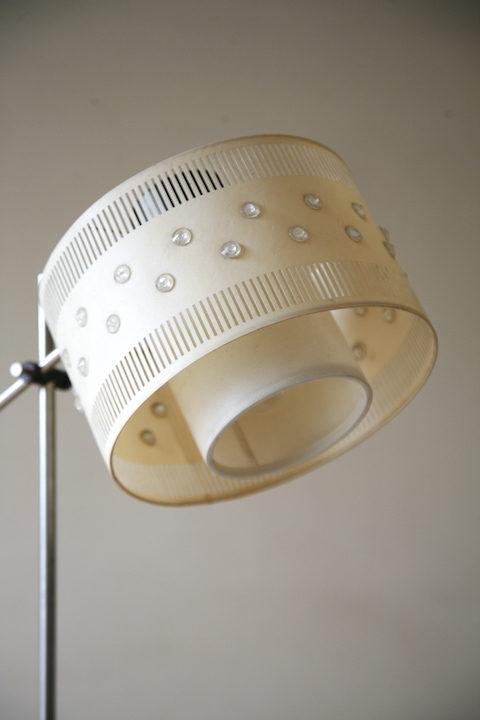 1960s Drum Floor Lamp