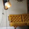 1960s Drum Floor Lamp 5