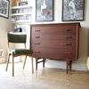 1960s Teak Chest of Drawers by Younger 1