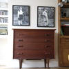 1960s Teak Chest of Drawers by Younger