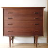 1960s Teak Chest of Drawers by Younger 2