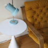 1960s Turquoise Desk Lamp