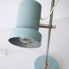 1960s Turquoise Desk Lamp 3