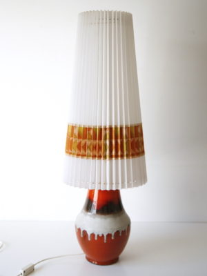 1960s West German Table Lamp 5
