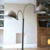 1970s Double Arco Lamp 1