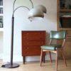 1970s Double Arco Lamp 4