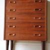 Teak 1960s Danish Chest of Drawers 2