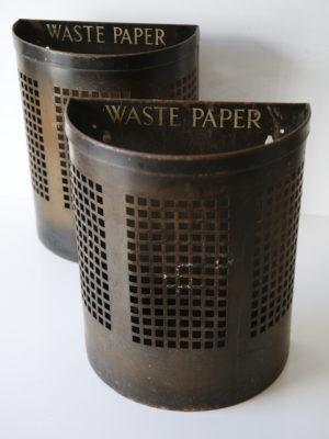 Waste Paper Bins 1