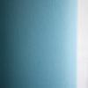 1960s Glass Floor Lamp Blue Shade 2
