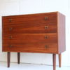 1960s Rosewood Chest 3