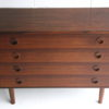 1960s Rosewood Chest of Drawers 3