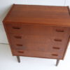 1960s Teak Chest of Drawers 2