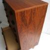 1960s Teak Walnut Chest of Drawers 4