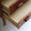 1960s Teak Walnut Chest of Drawers 6