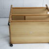 Danish Oak Serving Trolley Johannes Andersen for Silkeborg 6