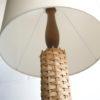 Vintage Wicker Floor Lamp 2