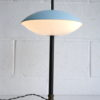 1950s Blue Italian Table Lamp 1