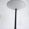 1950s Blue Italian Table Lamp 6