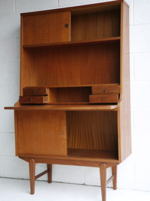 1960s Teak Bureau