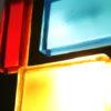Modernist Glass Wall Light 2