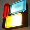Modernist Glass Wall Light 4
