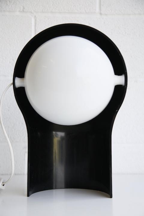 Telegono Desk Lamp by Vico Magistretti 1968