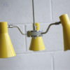 Vintage 1950s Hiscock And Appleby Ceiling Light 1