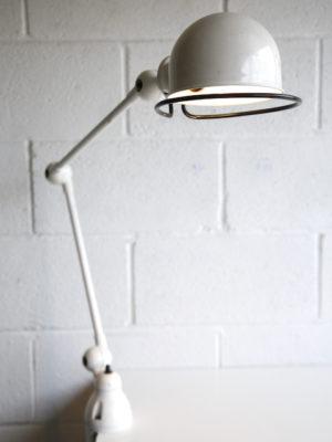 White Jielde Desk Lamp 1
