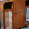 1930s Deco Display Cabinet Bureau (2)