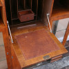 1930s Deco Display Cabinet Bureau (3)