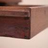 1940s Dark Wood Desk (3)