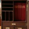 1940s Filing Office Cabinet Organiser (2)