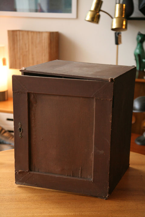 1940s Filing Office Cabinet